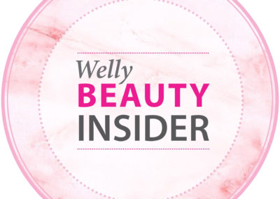 Logo for Wellington Beauty Insider