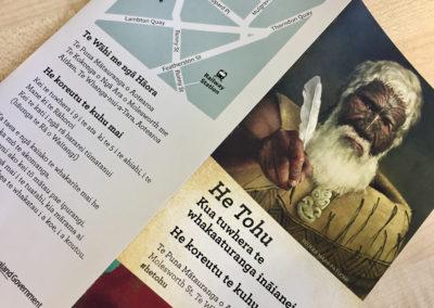 He Tohu Brochure