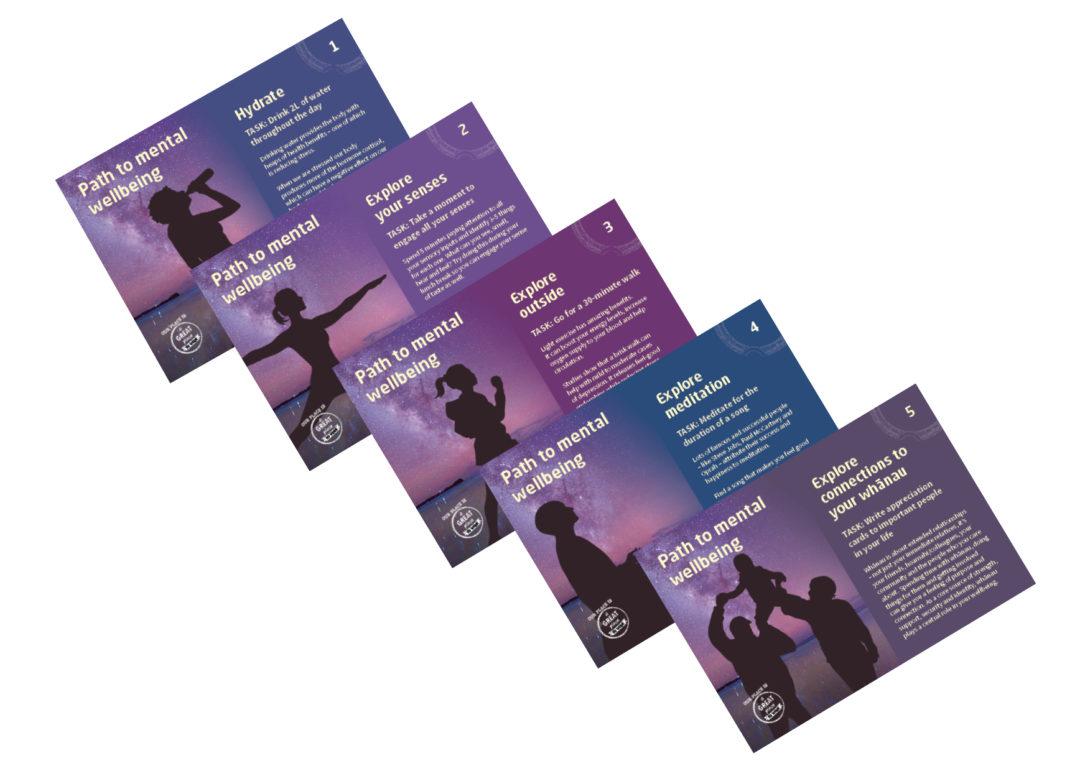 Mental Health Awareness Week Postcards